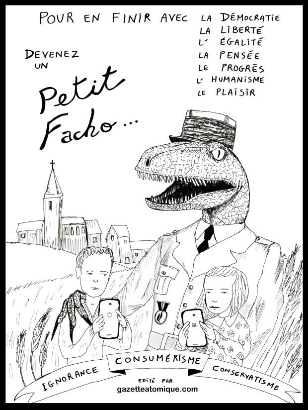 petit-facho_gazette-atomique_affiche_pétain - bis