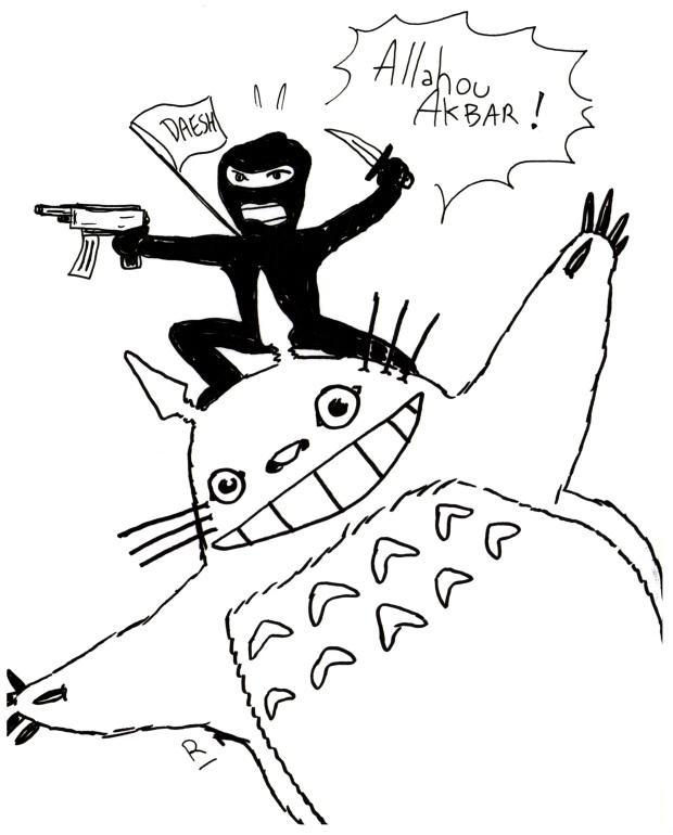 je-suis-charlie_gazette-atomique (Totoro Miyazaki)